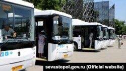 Автобусы в Севастополе