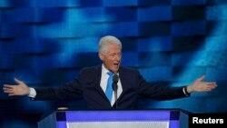 Ish-presidenti i SHBA-së, Bill Clinton.