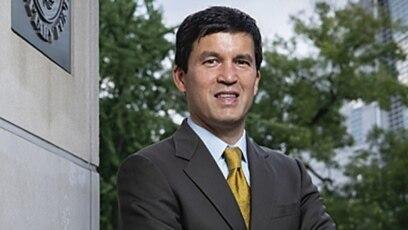 Andrew Jewell, rezidentni predstavnik Međunarodnoga monetarnog fonda u Bosni i Hercegovini.