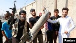 Милитанти од Исламската држава.