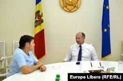 La interviul acordat Europei Libere