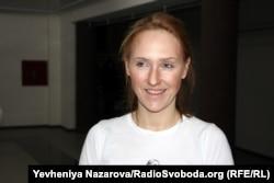 Акторка Анна Абрамьонок