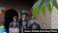 Выпускны ў «падпольным» Коласаўскім ліцэі