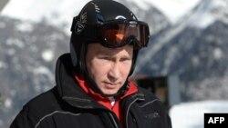 Россия Президенти Владимир Путин, Сочи ш., 2014 йил 3 январь.