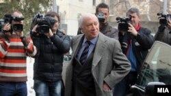Посредникот на ОН во спорот за името меѓу Македонија и Грција Метју Нимиц