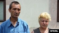 Александр Винницкий и Стела Суркичан