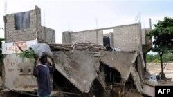 В 2008 году ураган Айк унес в Гаити 57 жизней. В этот раз, по печальным прогнозам экспертов, катастрофа может оказаться еще страшнее (На фото: последствия урагана Айк на Гаити, 2008 год)
