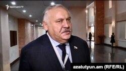 Депутат Госдумы РФ Константин Затулин (арх)