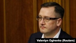 Ihor Umanskiy had only been finance minister since March 4.