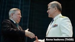 Александр Торшин и Юрий Чайка