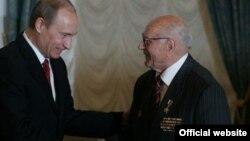 Уладзімер Пуцін і Аляксей Бацян, 2007 год