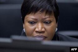 Прокурор Міжнародного кримінального суду Фату Бенсуд оголосила про завершення попереднього розслідування в справі щодо ситуації в Україні (війна на Донбасі й окупаціяКриму)