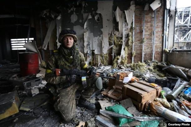 Навыставке в столице фотографии белоруса Васюковича облили краской