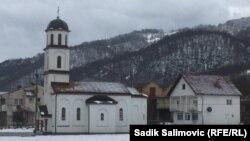 Crkva u dvorištu Fate Orlović