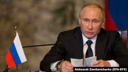 Putin U S Decision On Jerusalem Destabilizing Middle East