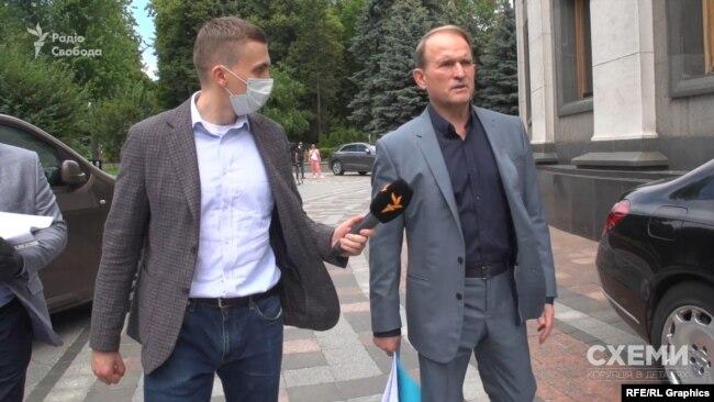 Віктор Медведчук: аеропорт Ужгорода відкривали не для мене – а для того, щоб я відвідав засідання Верховної Ради