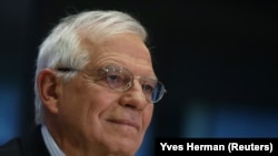 Josep Borrell Fontelles of Spain, the EU foreign policy chief. FILE PHOTO