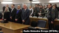 Љубе Бошкоски во суд на 29 ноември 2011