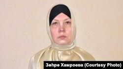 Зөһрә Хамроева