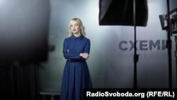 Автор і ведуча програми «Схеми» Наталка Седлецька