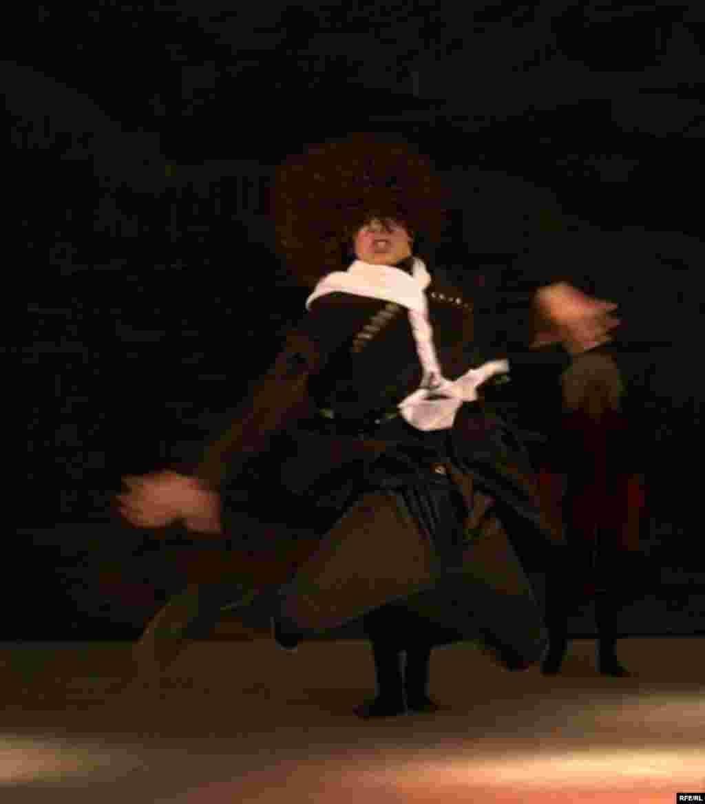 «Лезгинка – танец длиною в жизнь…» #2