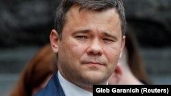 Андрій Богдан 21 травня був призначений на посаду голови Адміністрації президента Володимира Зеленського