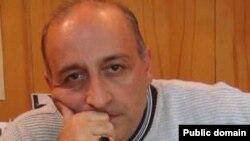 Արմեն Էլբակյան, լուսանկարը՝ արվեստագետի ֆեյսբուքյան էջից