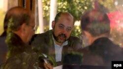 Во время переговоров в президентском дворце в Сане