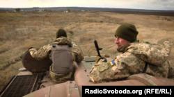 Українські артилеристи відточують майстерність