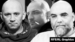 Российские журналисты Александр Расторгуев, Кирилл Радченко, Орхан Джемаль, погибшие в ЦАР