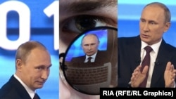 This year's Putin Show had global -- and ominous -- overtones.