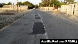 İvanovka-Hacıhətəmli yolu
