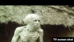 Кадр із фільму Олеся Янчука «Голод-33»