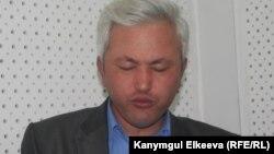 Нурлан Калыбеков.