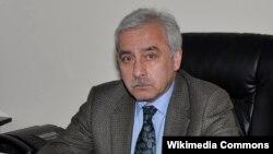 Fəlsəfə İnstitutunun direktoru İlham Məmmədzadə (foto: wikipedia)