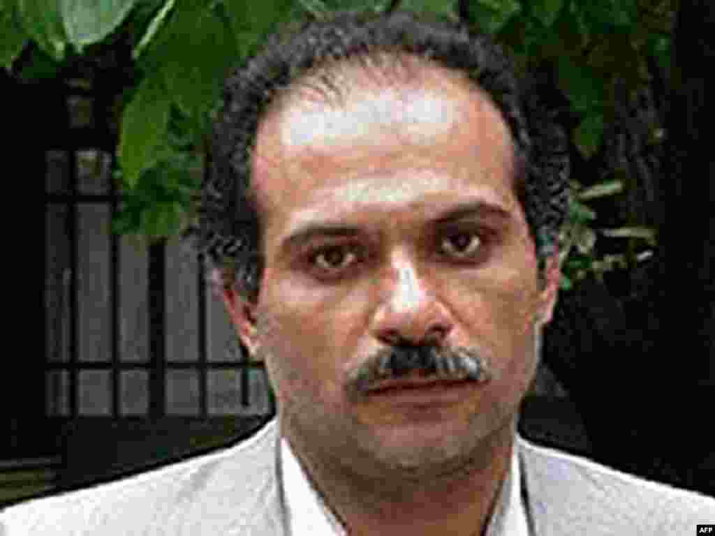 Massud Ali-Mohammadi (1959-2010)   Ali-Mohammadi was a professor of physics at the University of Tehran and, according to his wife, was secretly involved in Iran's nuclear program.