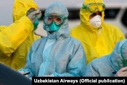 Uzbekistan Airways ширкати коронавирус тарқалган мамлакатлардан фуқароларни қайтармоқда, февраль, 2020