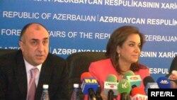 ATƏT-in fəaliyyətdə olan sədri, Yunanıstanın xarici işlər naziri Dora Bakoyanni