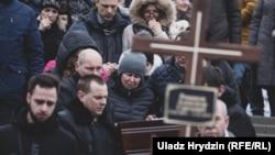 Funeraliile de la Stouptsy, 13 februarie 2019