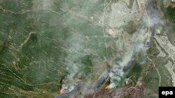 Požar u gradu Fort McMurray
