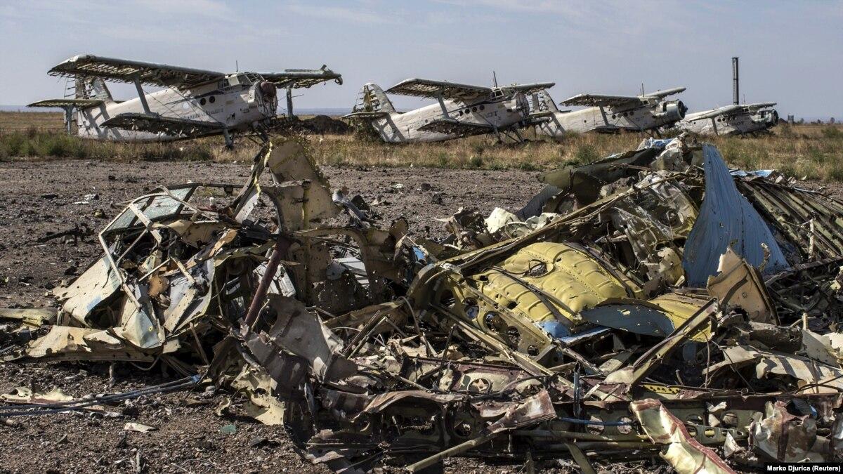 Оборона Луганского аэропорта: не хватало воды и пищи