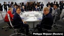 Prvi sastanak učesnika samita G7