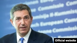 Спецпредставитель Евросоюза по правам человека Ставрос Ламбринидис.