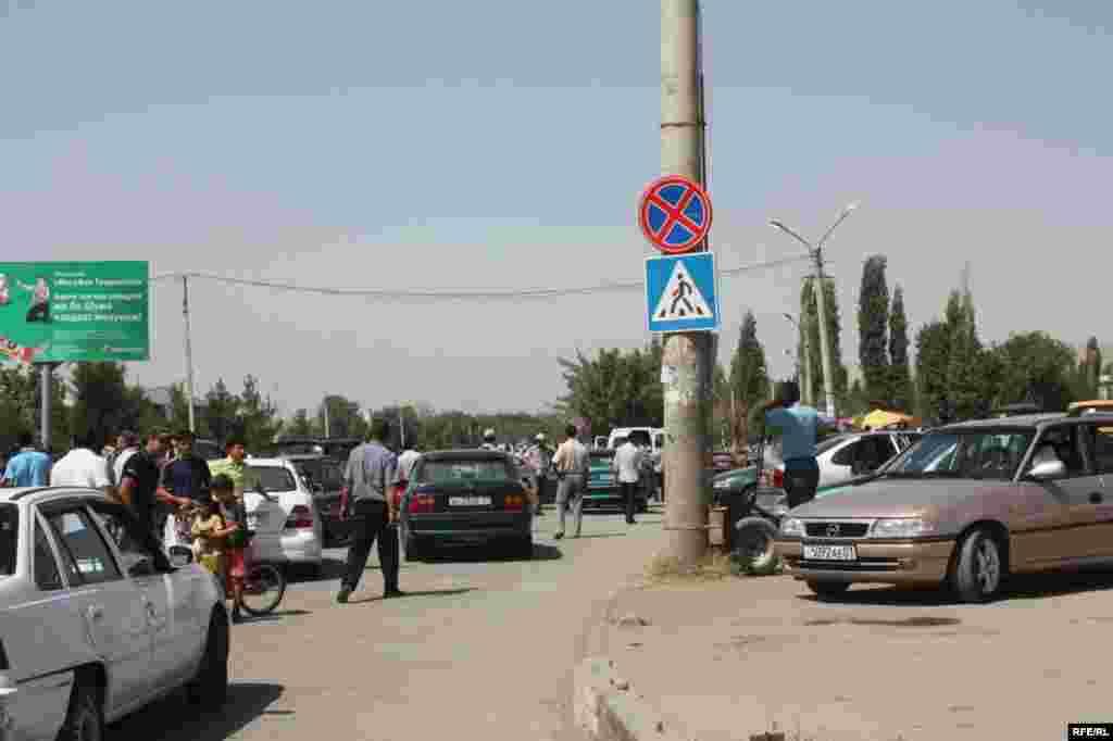 Роҳбандони Душанбе #3