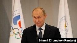 VladimirPutin, președintele Rusiei