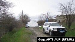 Передача жителей села Чаловани Сачхерского района произошла в Двани