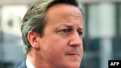 Дейвід Камерон, прем'єр-міністр Великобританії