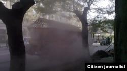 Poluare și praf