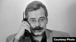Дмитрий Запольский. Фото 1990-х годов из личного архива