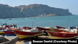 Most of Gwadar's original inhabitants were impoverished fishermen.